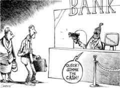 Legea care-i lasa pe clientii bancilor cu buza umflata - Sfatul avocatului