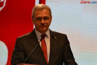 Legea lui Dragnea: PSD a descoperit o ''eroare materiala''. PNL acuza un tertip