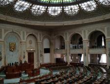 Legea pensiilor va fi dezbatuta la inceputul saptamanii viitoare in Parlament