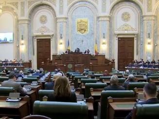 Legea salarizarii a trecut de votul Senatului