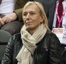 "Legendara Martina Navratilova, exasperata in timpul meciului Irinei Begu: ""Of, nu din nou!"""