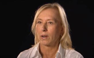 Legendara Martina Navratilova si-a pierdut rabdarea cu Simona Halep: Deja e prea mult