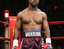 Legendarul Evander Holyfield se intoarce in ring