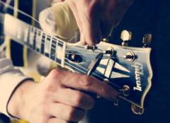 Legendarul creator de chitare Gibson a declarat falimentul