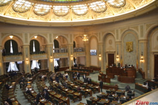 Legile Justitiei au fost adoptate in Senat printr-un vot final. Opozitia le va contesta din nou la CCR