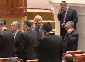 Legile austeritatii intra, marti, in plenul Parlamentului