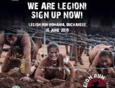 Legion Run, evenimentul international care iti schimba perspectiva, acum in Romania