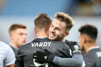 Leicester face senzatie in Premier League