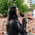 Lena, castigatoarea Eurovision, asteptata de 40.000 de persoane pe aeroport
