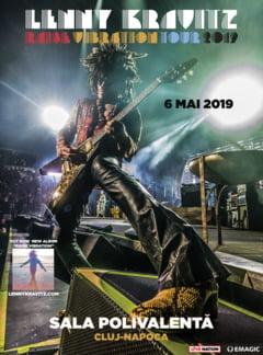 Lenny Kravitz la Cluj-Napoca: bilete in presale pe iabilet.ro