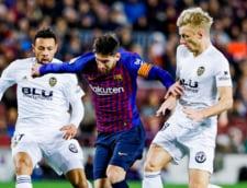 "Leo Messi, accidentare de ultima ora. Poate rata ""El Clasico"", marele meci cu Real Madrid"