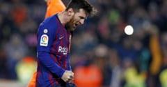 Leo Messi, inca doua recorduri de senzatie in tricoul Barcelonei