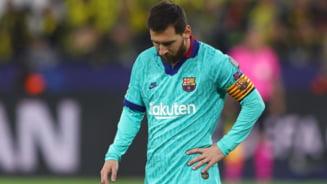 Leo Messi, reactie dura dupa un nou esec al Barcelonei in acest sezon: Nu va mai juca titular de aici incolo