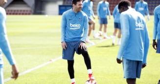 """Leo Messi """"tremura"""" pentru locul 1 din clasamentul pentru """"Gheata de Aur"""". Ce s-a schimbat dupa ultimul joc disputat de PSG"""