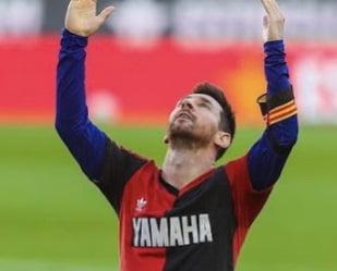 Leo Messi a fost amendat pentru omagiul adus lui Maradona. Cati bani va plati starul Barcelonei