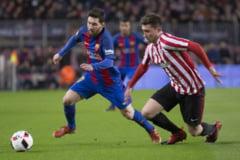 Leo Messi a mai doborat un record impresionant, dupa meciul cu Las Palmas