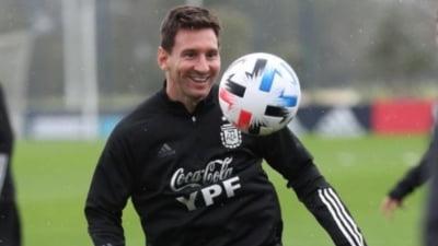 Leo Messi e gata din nou de joc pentru PSG! Urmează confruntarea de foc cu Pep Guardiola
