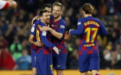 Leo Messi si compania, decizie fara precedent luata impreuna cu conducerea Barcelonei, in plina criza de coronavirus