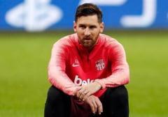 Leo Messi vrea sa deturneze un jucator dorit de Real Madrid: L-a pus pe lista de transferuri de la Barcelona