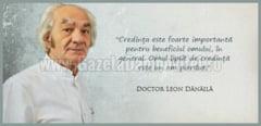 """Leon Danaila, unul dintre cei mai buni neurochirurgi ai lumii: """"Organismul uman poate lupta impotriva cancerului"""""""