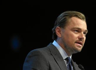 Leonardo DiCaprio da o avere pentru salvarea planetei si critica dur lacomia companiilor petroliere: Destul!