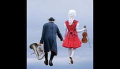 "Les Rois Vagabonds - ""Concert pentru doi clovni"", un spectacol unic, adresat brailenilor de toate varstele"