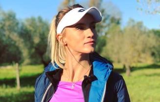 Lesia Tsurenko, despre meciul cu Simona Halep din optimile de la Doha