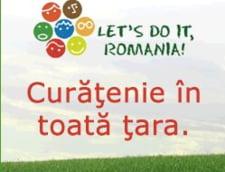 Let's Do It, Romania! - campania care vrea sa faca Romania mai verde