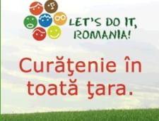 Let's Do It, Romania! curata Timisul si Argesul, de ziua Mediului