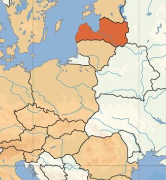 Letonia vrea sa adere la zona euro in 2014