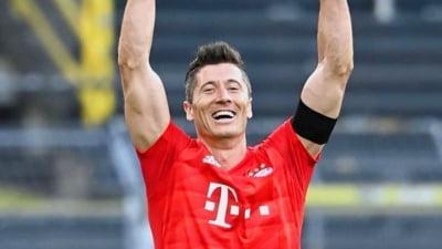 Lewandowski, De Bruyne si Neuer, nominalizati pentru titlul de jucatorul anului