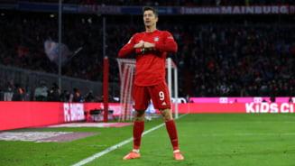 Lewandowski, de neoprit in Germania. A oferit o bijuterie cu calcaiul si a ajuns la cifre impresionante (Video)