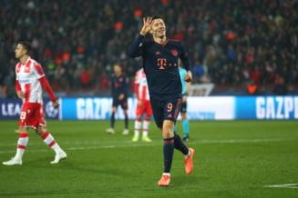 Lewandowski a intrat in istoria Champions League
