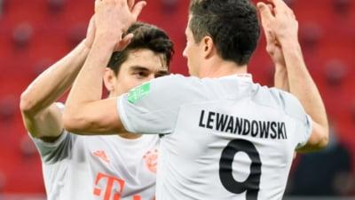 Lewandowski face legea si la Mondialul Cluburilor. Bayern Munchen, calificare la pas in finala. Cu cine va juca pentru trofeu