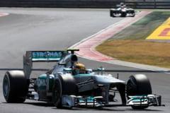 Lewis Hamilton castiga Marele Premiu de Formula 1 al Ungariei