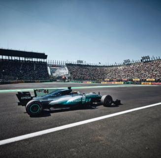 Lewis Hamilton este campion mondial in Formula 1 pentru a patra oara