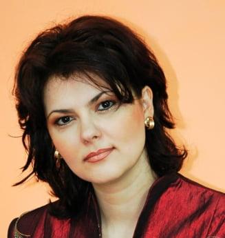 Lia Olguta Vasilescu: In alte vremuri, MRU ar fi fost impuscat pentru inalta tradare