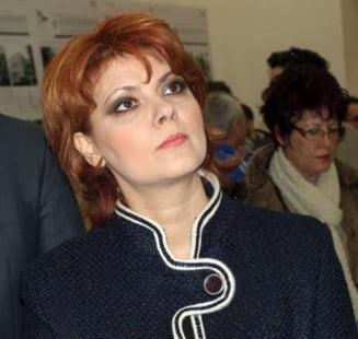 Lia Olguta Vasilescu: Procurorii mi-au propus sa-l denunt pe Klaus Iohannis (Audio)