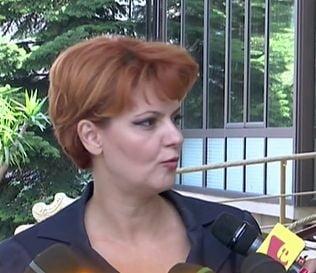 Lia Olguta Vasilescu: Salariile nete in educatie cresc in ianuarie cu 4%, sindicatele au fost de acord