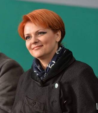Lia Olguta Vasilescu, audiata la Parchetul General