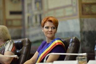 Lia Olguta Vasilescu a fost trimisa in judecata de DNA pentru luare de mita si spalare de bani
