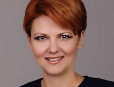 Lia Olguta Vasilescu spune ca PSD si ALDE pot recurge la un milion de tertipuri pentru a evita alegerile anticipate