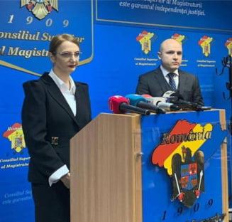 Lia Savonea va fi noul presedinte CSM. Iohannis: Voi face tot ce depinde de mine ca Romania sa nu se intoarca in timp