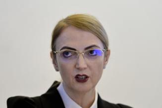 Lia Savonea vrea ca procurorul general sa ceara public scuze judecatorilor care au fost acuzati de coruptie si achitati