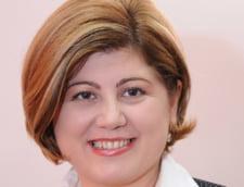 Liana Dumitrescu, inmormantata cu onoruri militare