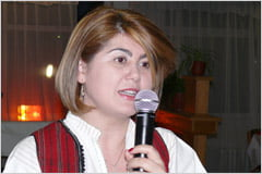 Liana Dumitrescu a murit: Trupul neinsufletit, depus vineri la Camera Deputatilor