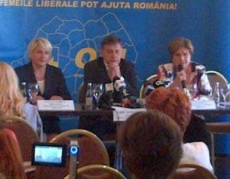 """Liberalele vor munci """"cu toatele"""", ca niste """"albinute"""" pentru ca Antonescu sa fie presedinte"""