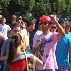 Liberty Parade a adunat 60.000 de oameni