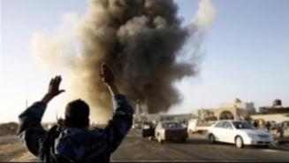 Libia: CNT cere NATO sa-si prelungeasca misiunea cu cel putin o luna