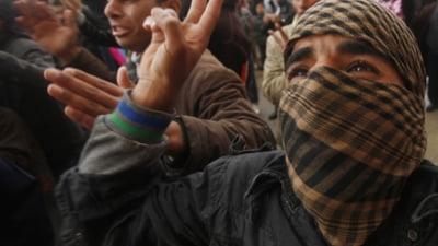 Libia: Oamenii lui Gaddafi masacreaza protestatarii din Tripoli